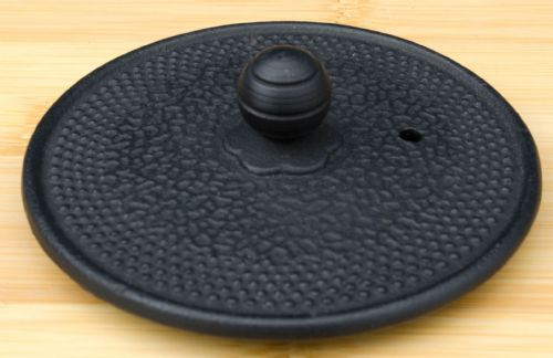 Lid for Cast Iron black hobnail tea pot 0.8L – 9.5cm diameter